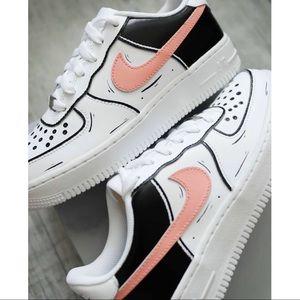 ⚡️Custom Nike Air Force 1 Shoes⚡️
